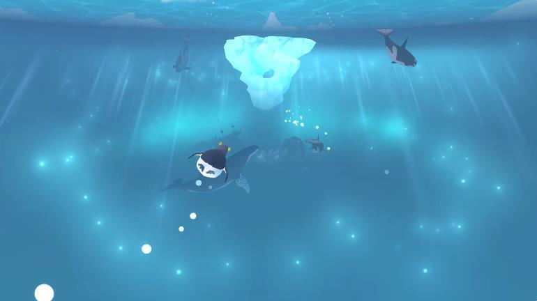 深海水族馆极地鼠海豚解锁条件