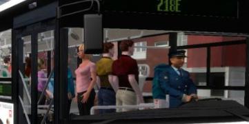 模拟公交车驾驶手游
