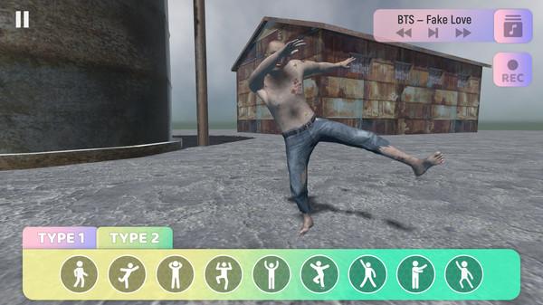 舞蹈模拟器