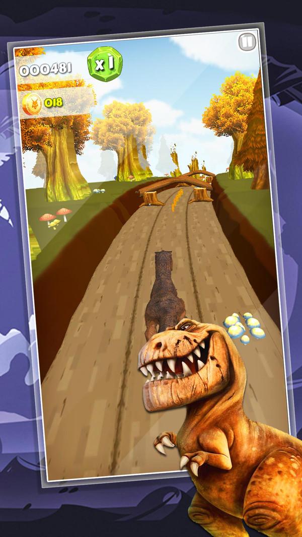 恐龙狩猎跑酷3D