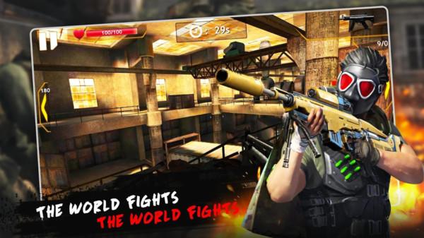 僵尸战争世界末日