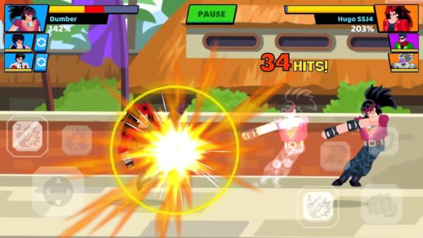 火柴人超战士2