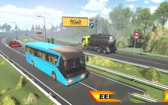 美国长途巴士模拟驾驶