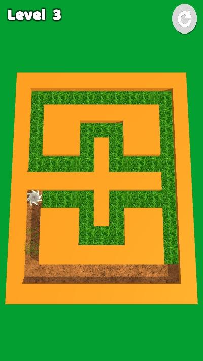 割草机迷宫