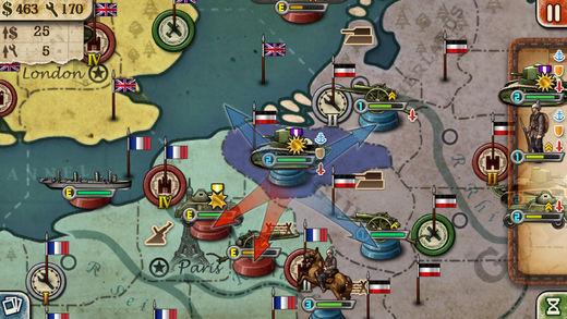 欧陆战争3指挥官