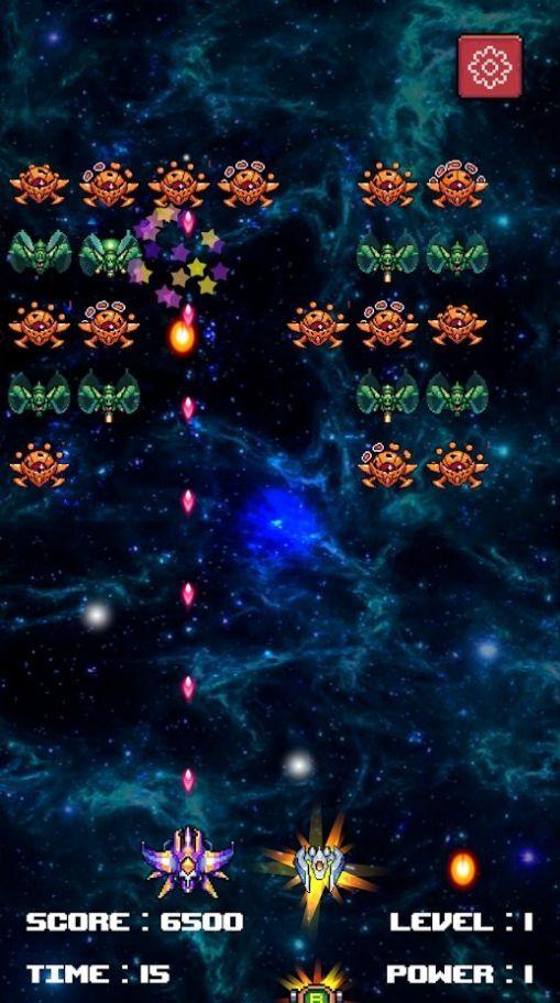 银河大战太空冒险正式版