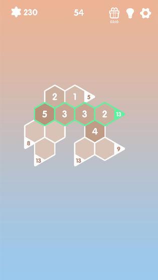 神奇六边形数独