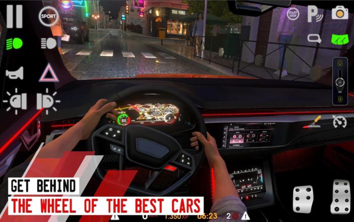 Driving School Sim