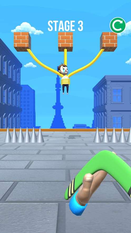Boomerang Master 3D