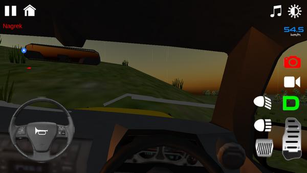 天花板卡车越野模拟