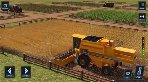 真实农田模拟器